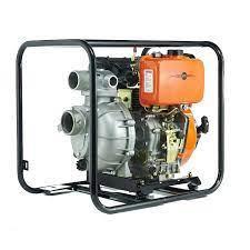 Мотопомпы с дизельными двигателями